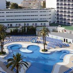 Hotel Samos бассейн фото 2