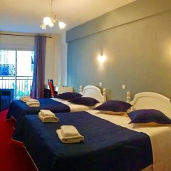 Отель Hôtel Georges комната для гостей фото 2