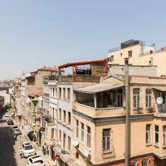 Отель Green Bird Suit балкон