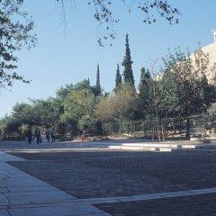 Отель Airotel Parthenon Афины парковка