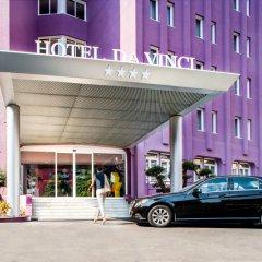 Hotel Da Vinci парковка