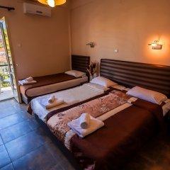 Отель Ulrika Греция, Эгина - отзывы, цены и фото номеров - забронировать отель Ulrika онлайн комната для гостей фото 4