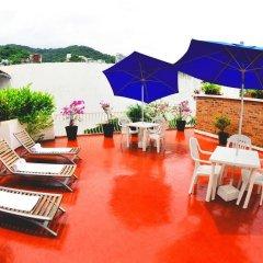 Hotel Hacienda de Vallarta Centro питание фото 2
