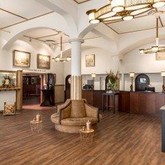 Отель NH Amsterdam Schiller интерьер отеля фото 2