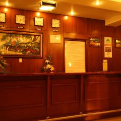 Ky Hoa Hotel Da Lat Далат интерьер отеля