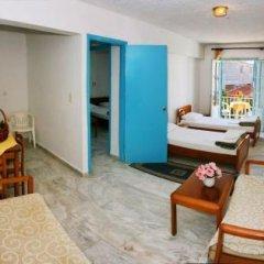 Отель Katerina Apartments Греция, Калимнос - отзывы, цены и фото номеров - забронировать отель Katerina Apartments онлайн комната для гостей фото 5