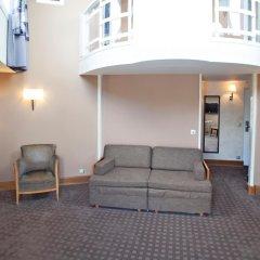 Отель Best Western Hôtel Mercedes Arc de Triomphe комната для гостей фото 2