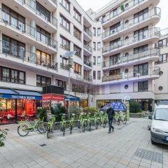 Отель Mango Aparthotel Будапешт городской автобус