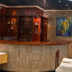 Отель Hostal Acuario гостиничный бар