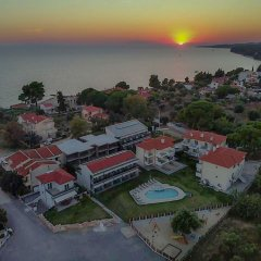 Отель Finikas Garden Beach Resort Nikiti пляж