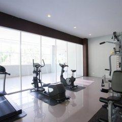 Отель Casa Del M Resort Phuket фитнесс-зал