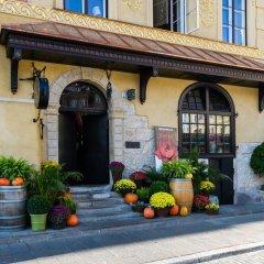 Апартаменты Old Town Apartments Варшава вид на фасад
