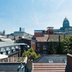 Апартаменты Apartment Nancy Brussel Брюссель балкон
