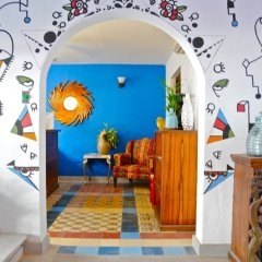 Hotel Petit Mercedes Puerto Vallarta интерьер отеля фото 3