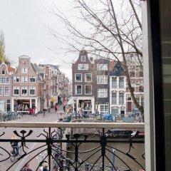 Отель Luxury Keizersgracht Apartments Нидерланды, Амстердам - отзывы, цены и фото номеров - забронировать отель Luxury Keizersgracht Apartments онлайн балкон