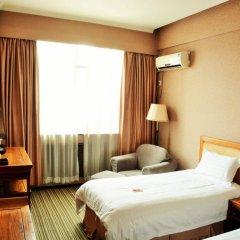 Отель City Hotel Xian Китай, Сиань - отзывы, цены и фото номеров - забронировать отель City Hotel Xian онлайн комната для гостей фото 4
