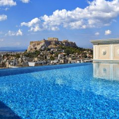 King George, a Luxury Collection Hotel, Athens бассейн фото 3
