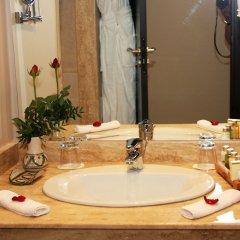 Отель Andalucia Golf Tanger Марокко, Медина Танжера - отзывы, цены и фото номеров - забронировать отель Andalucia Golf Tanger онлайн ванная