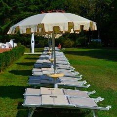 Отель Park Villa Giustinian Мирано приотельная территория