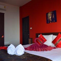 Отель Naamtao Villa Resort Самуи комната для гостей