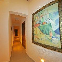 Ados Hotel Чешме интерьер отеля