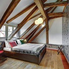 Отель 4 Arts Suites Чехия, Прага - отзывы, цены и фото номеров - забронировать отель 4 Arts Suites онлайн комната для гостей