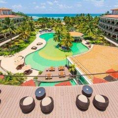 Отель Eden Resort & Spa балкон
