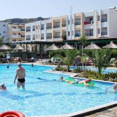Mediterraneo Hotel - All Inclusive бассейн фото 3