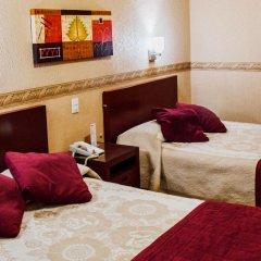 Отель Posada Regis de Guadalajara Мексика, Гвадалахара - отзывы, цены и фото номеров - забронировать отель Posada Regis de Guadalajara онлайн комната для гостей фото 5