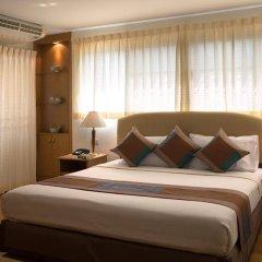Отель B.U. Place Бангкок комната для гостей фото 4
