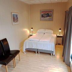 Valhalla Apartment Hotel Фредрикстад комната для гостей