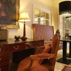 Отель Lisboa Plaza Лиссабон удобства в номере