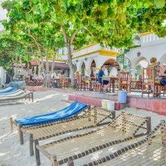 Annex of Tembo hotel пляж