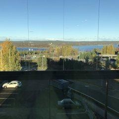 Апартаменты Helppo Hotelli Apartments Rovaniemi комната для гостей фото 2
