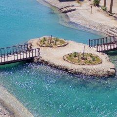 Отель Golden Paradise Aqua Park City пляж
