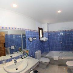 Отель Parador de Fuente De ванная фото 2