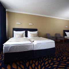 Central Hotel Pilsen Пльзень комната для гостей фото 4