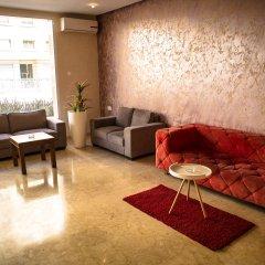Отель Etoile Du Nord Марокко, Танжер - отзывы, цены и фото номеров - забронировать отель Etoile Du Nord онлайн интерьер отеля фото 2