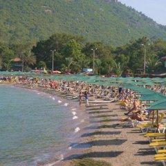 Himeros Life Hotel - All Inclusive пляж фото 2