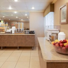 Отель La Quinta Inn Minneapolis Airport Блумингтон в номере