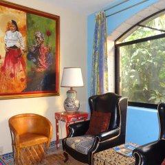 Отель Casa de las Flores Мексика, Тлакуепакуе - отзывы, цены и фото номеров - забронировать отель Casa de las Flores онлайн интерьер отеля фото 2