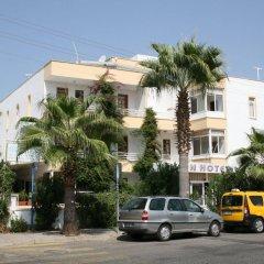 Ekin Hotel Мармарис парковка