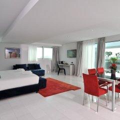 Отель Athenaeum Palace & Luxury Suites комната для гостей фото 2