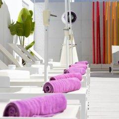 Отель The Purple by Ibiza Feeling - LGBT Only фитнесс-зал