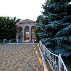 Отель Фонтан Черноморск приотельная территория