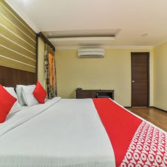 Отель OYO 4668 Hotel Ocean Residency Индия, Южный Гоа - отзывы, цены и фото номеров - забронировать отель OYO 4668 Hotel Ocean Residency онлайн комната для гостей фото 2
