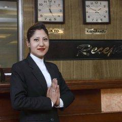 Отель Summit Residency Непал, Катманду - отзывы, цены и фото номеров - забронировать отель Summit Residency онлайн интерьер отеля фото 2