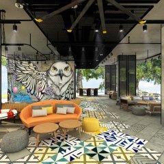 Отель COSI Pattaya Naklua Beach Таиланд, Паттайя - отзывы, цены и фото номеров - забронировать отель COSI Pattaya Naklua Beach онлайн спортивное сооружение