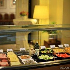 Отель Grandhotel Brno Брно питание фото 3
