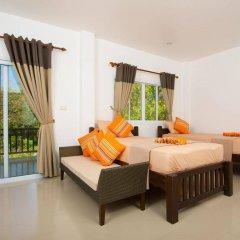 Отель Bans Diving Resort Таиланд, Остров Тау - отзывы, цены и фото номеров - забронировать отель Bans Diving Resort онлайн комната для гостей фото 3